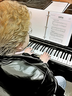 piano keyboard lessons portland