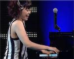 hiromi uehara piano solo live george gershwin i got rhythm